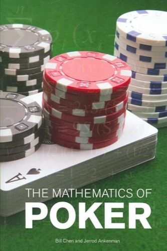 NEW-The-Mathematics-of-Poker-by-William-Chen-Paperback-Book-English-Free-Shipp