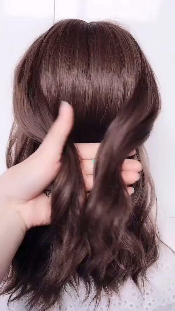 Hairstyles For Long Hair Videos Hairstyles Tutorials Compilation 2019 Part 152 Long Hair Styles Hair Videos Hair Tutorial