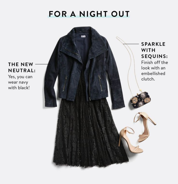 love everything but the height of the heels :)3 Ways To Wear A Moto Jacket 38512