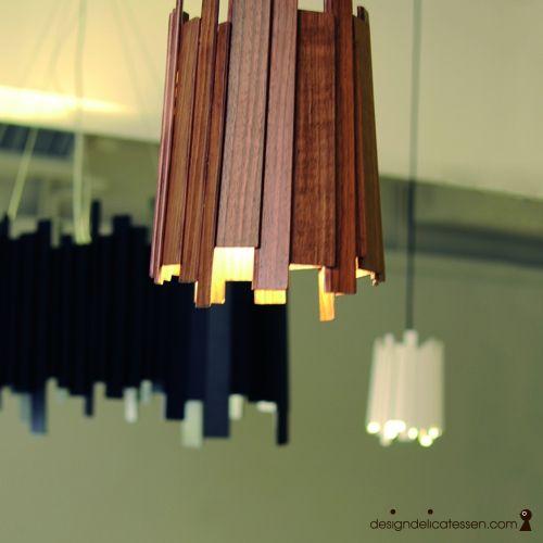 DESIGNDELICATESSEN - Innermost - Clinker Mini Valnøtt - lampe