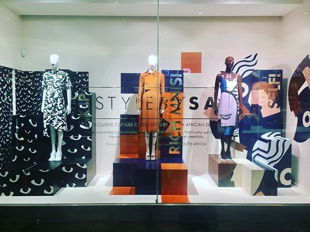 WEBSTA @ thedisplayer - 12 April #ss17 #southafricandesigners #woolworthswindow #woolworthswindows #windowdisplay #windowdisplays #windowdesign #shopfront #windowdresser #windowdressers #merchandise #merchandising #retail #escaparate #escaparates #escaparatista #art #hansboodt @hansboodtmannequins @solsolmenswear @youngandlazy @rich_mnisi @pichulikafrica @akjpcollective @mariamccloy @thebemagugu @woolworths_sa