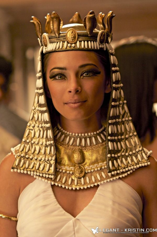 Picture of Kristin Kreuk #egyptomania