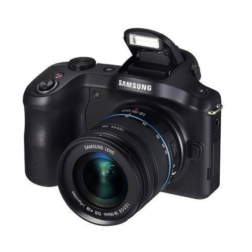[Samsung] Galaxy NX Camera body+NX 18-55mm OIS Lens Kit Android Wi-Fi 3G/4G LTE