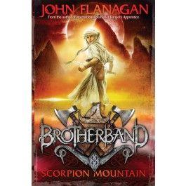 Brotherband 5: Scorpion Mountain $17.99