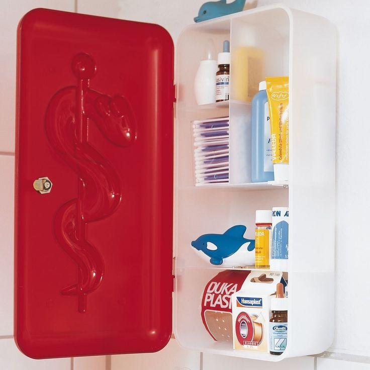 Наш шкафчик соберет в одном месте все лекарства и медицинские средства, которые всегда должны быть под рукой. Таблетки, капли, мази и пластыри удобно располагаются на полочках разной высоты. Настенная аптечка крепится с помощью шурупов к стене в ванной комнате или на кухне. Аптечка закрывается на ключик, что очень удобно, если нужно ограничить доступ детей к лекарствам внутри. Дизайн аптечки не оставляет никаких сомнений что внутри находятся средства первой помощи, поэтому даже гости будут…