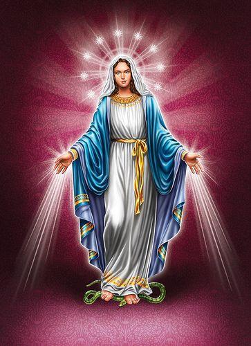 Nossa Senhora das Graças - Elias Silveira