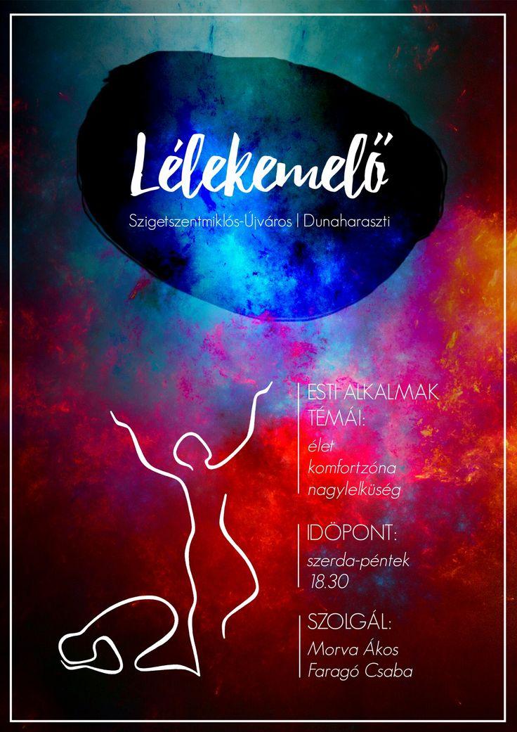 Event flyer | Christian event | line art