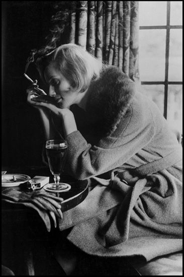 Judy Dent: by Frank Horvat