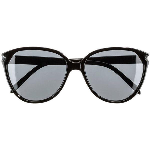 H&M Sunglasses (2.240 HUF) found on Polyvore