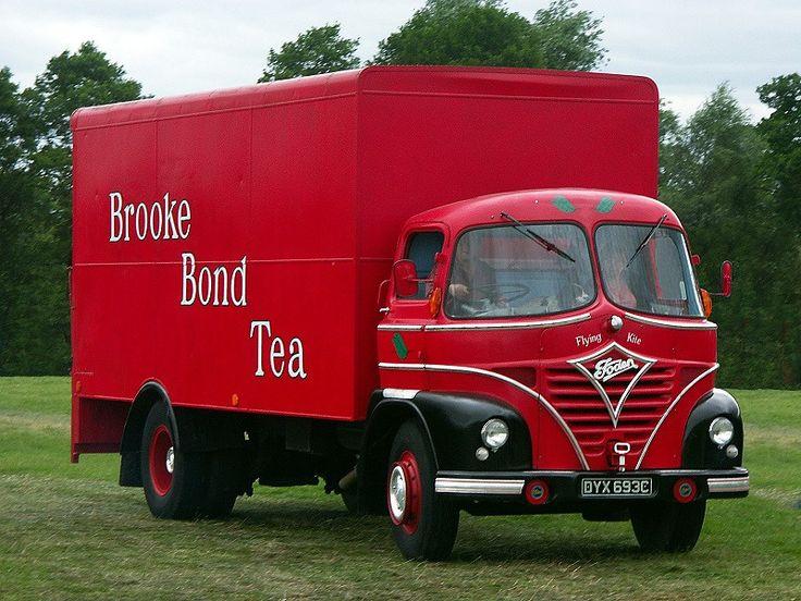 Brooke Bond Tea - Foden