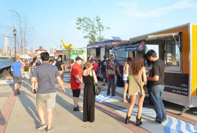 Hoboken Food Truck Frenzy