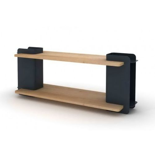 Merlin Rack mueble Televisión - UNIVERSO POSITIVO :: Moises Showroom