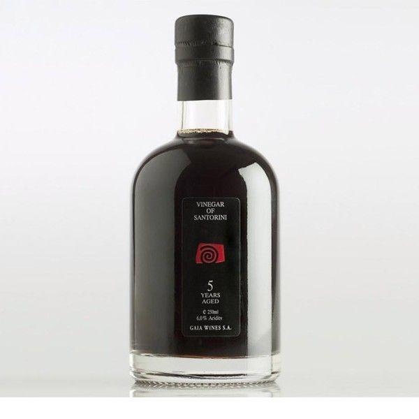 Gaia-Wines Aged Vinegar from Assyrtiko