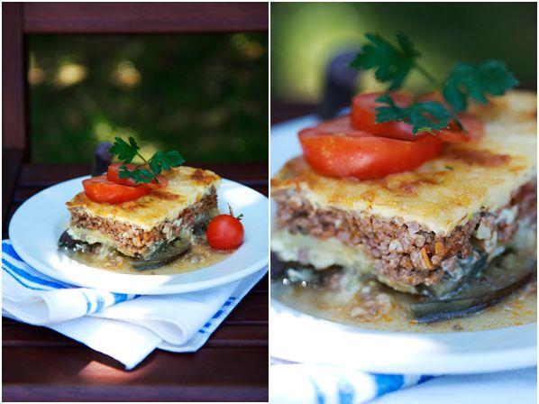 South of Greece, there is Crete — Mousakka Recipe...La Tartine Gourmande