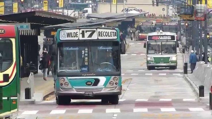 Metrobus 9 de Julio año 2013