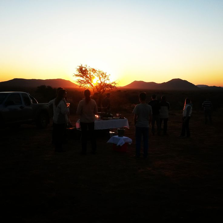 Lovely evening - Madikwe Game Reserve, South Africa
