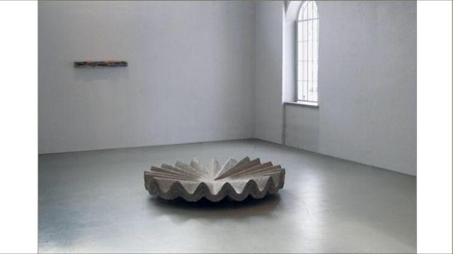 """Sprund"" - Berit Lindfeldt Concrete"