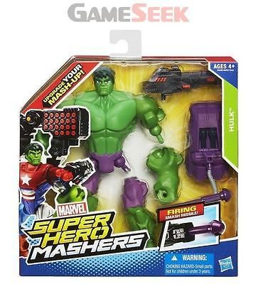 Marvel Super Hero Mashers Hulk Figure - Action Figures Marvel Brand New