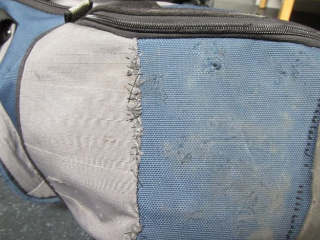 Patch Holes in Sports Bags | 50 Uses of Shoe Goo - It's Not Just for Shoes!
