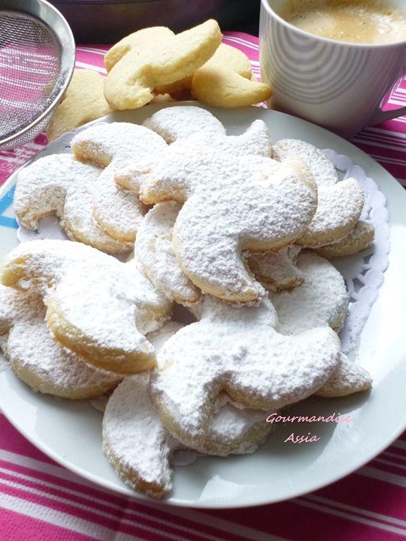 biscuits au citron et coco