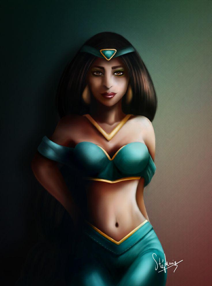 how to look like jasmine