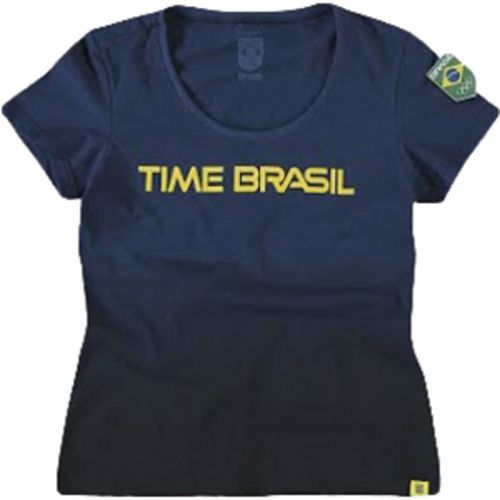 Olympic Games Team Brazil T-Shirt Women's