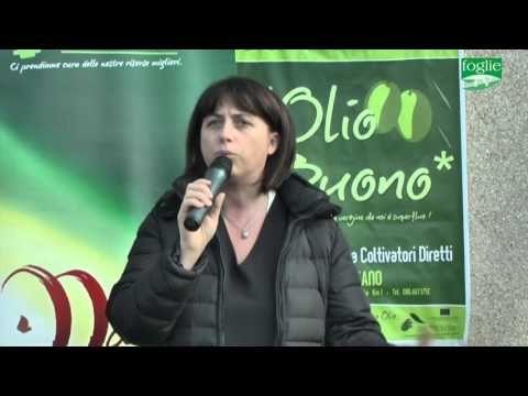 FOGLIE TV - Natale in Frantoio 2015: le scolaresche in visita agli oleif...