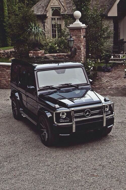 G class ❤️ dream car