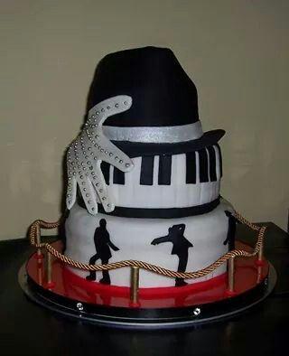 17 Best Images About Cakes Michael Jackson On Pinterest
