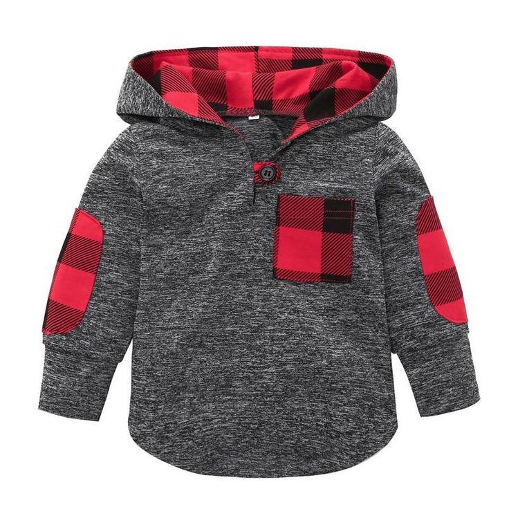 2018 Warm baby sweater – goals