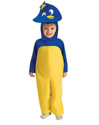 Pablo Backyardigans Nickelodeon Boys Girls Kids Child Toddler Costume Small   eBay