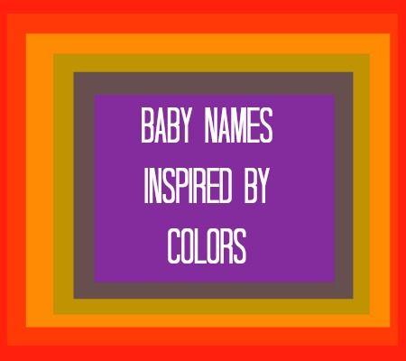Unique Color Names 94 best our favorite baby names images on pinterest | disney