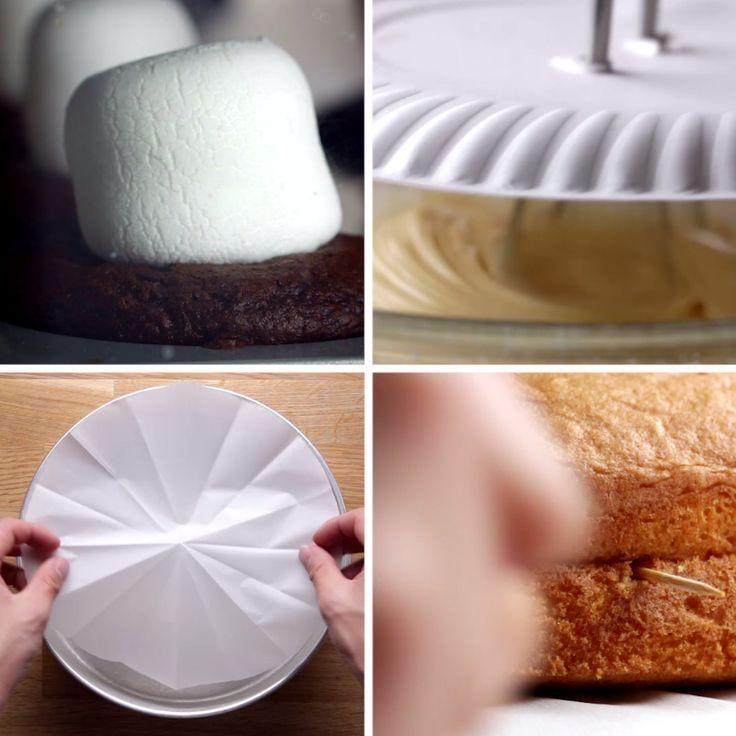 These 5 Genius Baking Hacks Are Gonna Change Your Life | Astuces, Truc et Cuisines