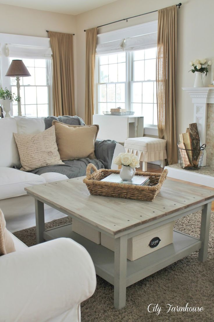 Family Room Reveal Thrifty Pretty Functional