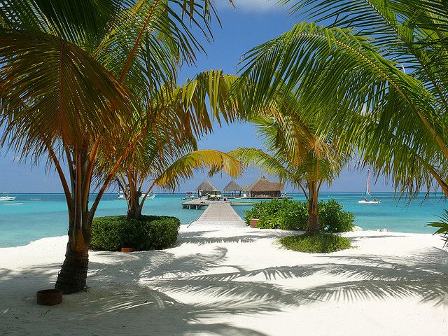 Honeymoon Places for Romantic Vacation With Your Loved Ones - The Maldives Islands