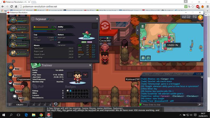 Pokemon Revolution Online Game APK  APK2GO  Download