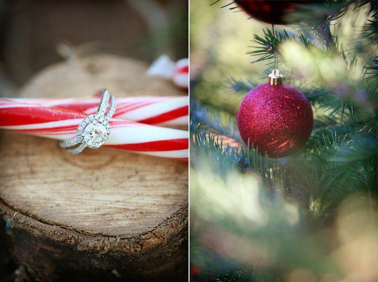 Christmas Engagement Announcement