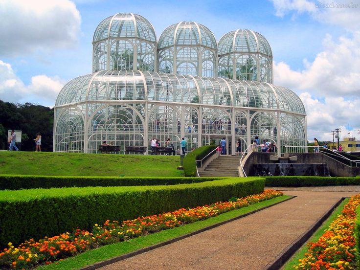 jardim botanico em curitiba - Google Search