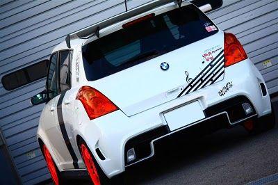 BMW Swift?