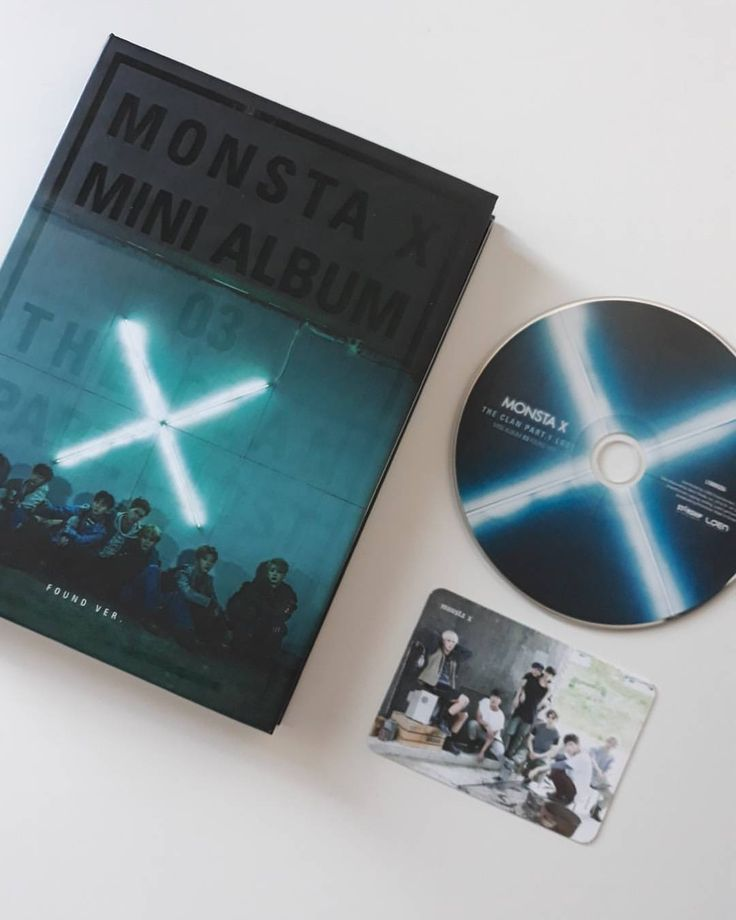 : chubbyeri (@chubbyeri) on Instagram ~ Artist: MONSTA X / Album: The Clan Pt. 1