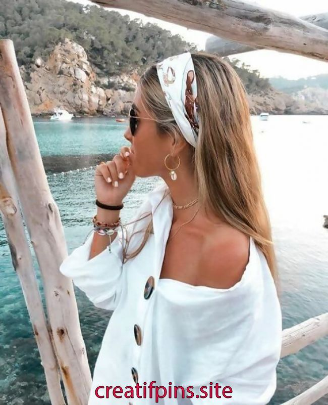 The 7 Best Ideas On How To Wear a Bandana   How to wear a bandana is no rocket science at all! These seven styling ideas for your bandana will make yo…