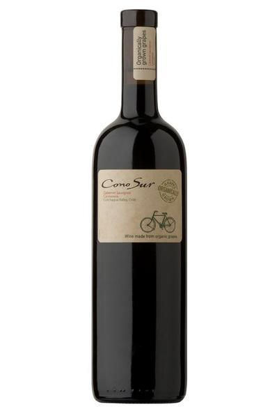 Forbes: Six Organic Wines to Try Now: 2012 Cono Sur Organic Cabernet/Carmenere Blend