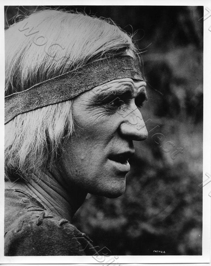 Richard Harris (A Man Called Horse) 8 X 10  B&W Photo #1358