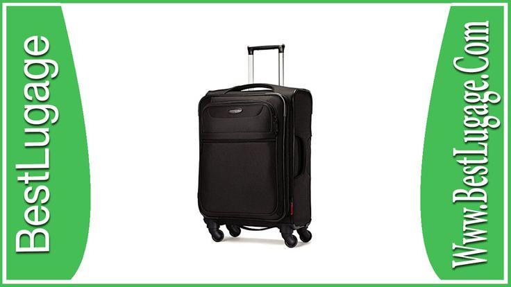 Samsonite Lift Spinner 21″ Expandable Wheeled Luggage Review - BestLugage