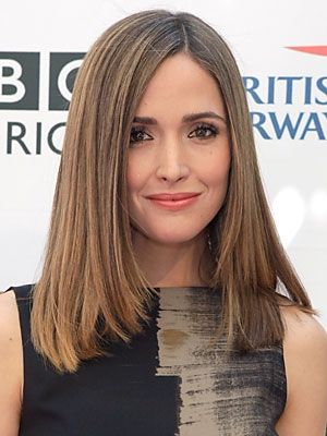 Midlength haircuts are the Goldilocks of hairstyles: not too long, not too short–they are  juuust  r