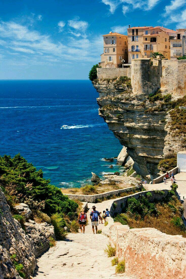 Bonifacio - Corsica Francia