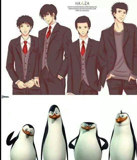 Pingüinos*.*