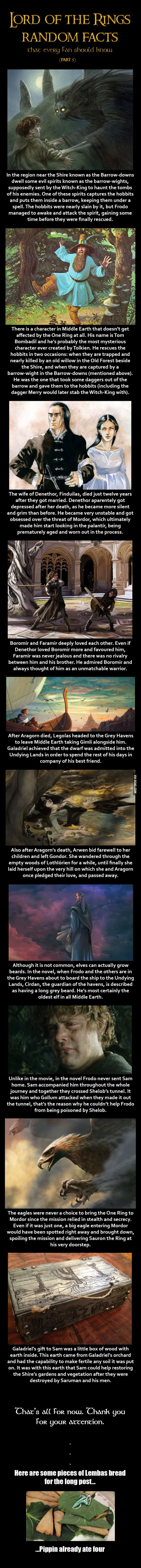 LORD OF THE RINGS Facts that Every Fan Should Know7