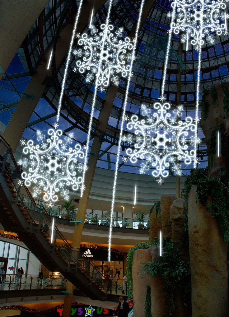 Blachere Illumination set the holiday spirits high