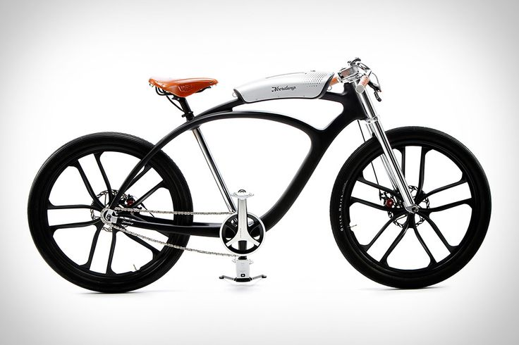 By necessity, every electric bike has a battery somewhere. The Noordung Angel Edition Electric Bike has a battery you can take anywhere. Instead of using it exclusively for pedal assistance, the designers made it multi-functional, building a pair of gadget-charging...